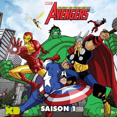 T l charger avengers l 39 quipe des super heros saison 1 - Telecharger avengers ...