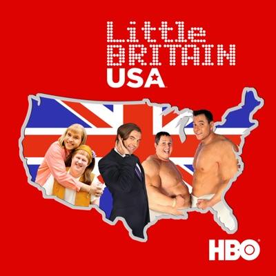 Little Britain USA, Season 1 torrent magnet