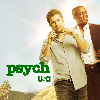 Psych, Season 5 torrent magnet