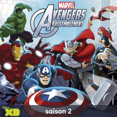 T l charger marvel avengers rassemblement saison 2 vol - Avengers 2 telecharger ...
