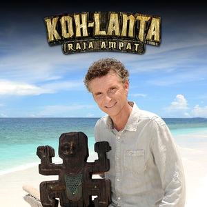 Koh-Lanta, Raja Ampat 2011 à télécharger