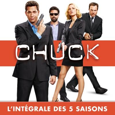 Chuck, l'intégrale des 5 saisons (VF) torrent magnet
