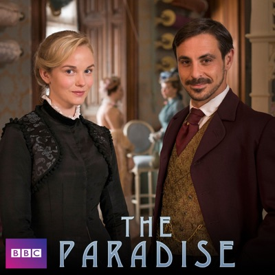 Jaquette  The Paradise, Series 1