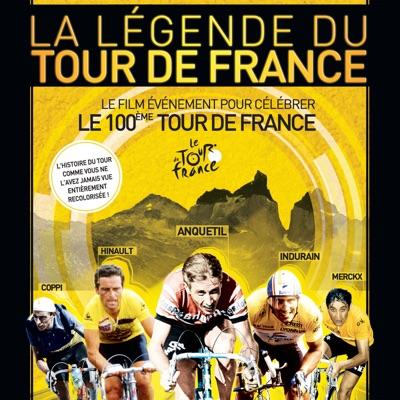 La Légende du Tour de France torrent magnet