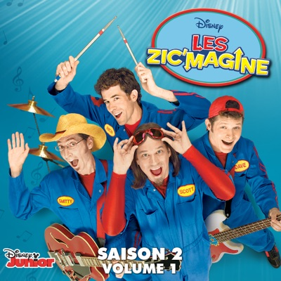 Les Zic'Magine, Saison 2, Vol. 1 torrent magnet