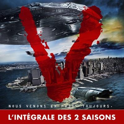 V (2009), l'intégrale des saisons 1 et 2 (VF) torrent magnet