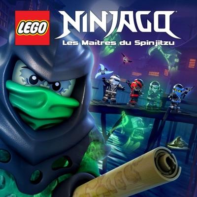 jaquette lego ninjago saison 5 vf - Lego Ninjago Nouvelle Saison