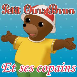 jaquette petit ours brun et ses copains - Petit Ours Brun Telecharger