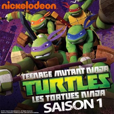 T l charger les tortues ninja tmnt saison 1 partie 2 14 pisodes - Les 4 tortues ninja ...