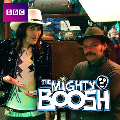The Mighty Boosh, Series 3 torrent magnet