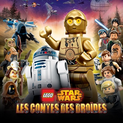 t l charger lego star wars les contes des dro des 5 pisodes. Black Bedroom Furniture Sets. Home Design Ideas