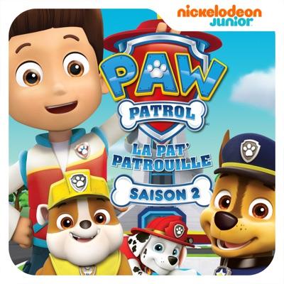 T l charger paw patrol la pat patrouille saison 2 partie 2 13 pisodes - Pat patrouille telecharger ...