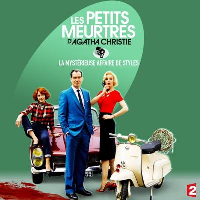 Les petits meurtres d'Agatha Christie, Saison 2, Ep 15 : La mystérieuse affaire de Styles torrent magnet