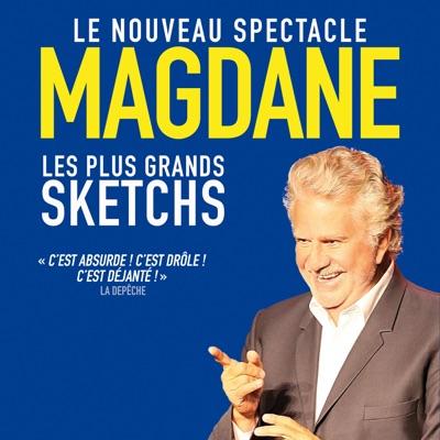 Roland Magdane Les Plus Grands Sketchs torrent magnet