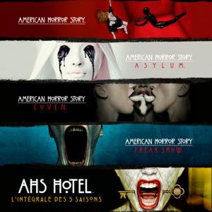 American Horror Story, l'intégrale des saisons 1 à 5 (VOST) torrent magnet