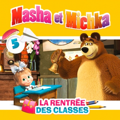 Télécharger Masha et Michka, Vol. 5: La rentree des classes