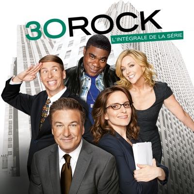 30 Rock, L'intégrale de la série à télécharger