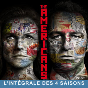 The Americans: L'intégrale des Saisons 1 à 4 (VOST) torrent magnet