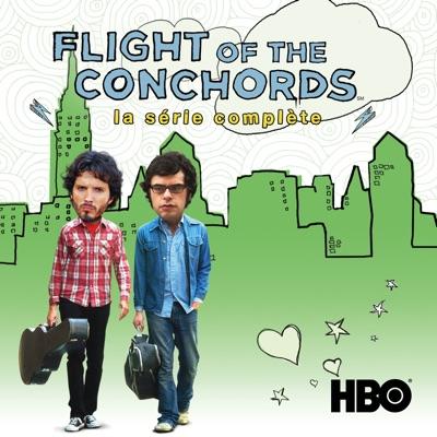 Télécharger Flight of the Conchords, La Série Complète (VOST)