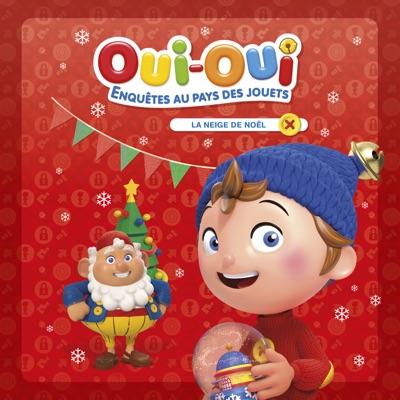 Oui-Oui: Enquêtes au pays des jouets, Vol. 3: La neige de Noel torrent magnet