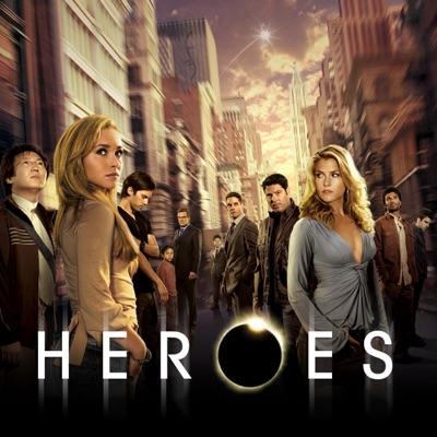 Heroes, Saison 2 torrent magnet