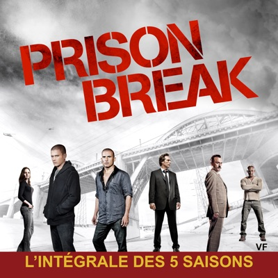 t l charger prison break l int grale des saisons 1 5 vf 90 pisodes. Black Bedroom Furniture Sets. Home Design Ideas