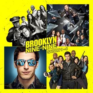 Brooklyn Nine-Nine, Saison 1 - 4 (VOST) torrent magnet