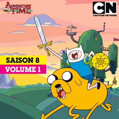 Adventure Time, Saison 8, Vol. 1 à télécharger