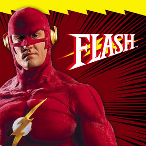 Jaquette  .Flash, Saison 1