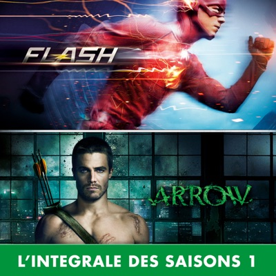 The Flash / Arrow, Saisons 1 (VF) - DC COMICS torrent magnet