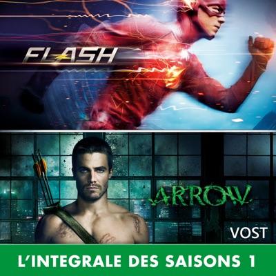 The Flash / Arrow, Saisons 1 (VOST) - DC COMICS torrent magnet