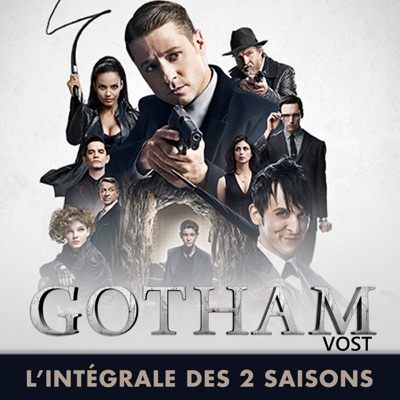 Gotham, l'intégrale des saisons 1 et 2 (VOST) - DC COMICS torrent magnet