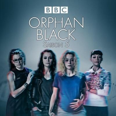 Orphan Black, Saison 5 (VOST) à télécharger
