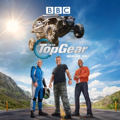 Télécharger Top Gear, Series 25