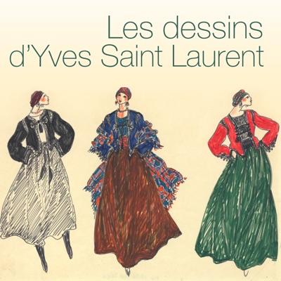 Les dessins d'Yves Saint Laurent torrent magnet