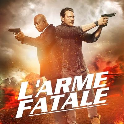 Jaquette Lethal Weapon Larme Fatale Saison Two Vf