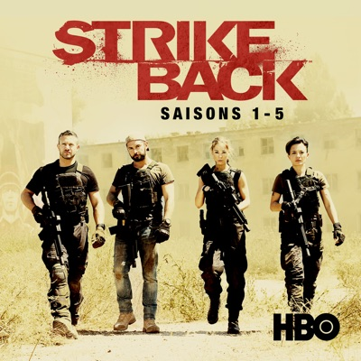 Strike Back, Saisons 1-5 (VF) à télécharger