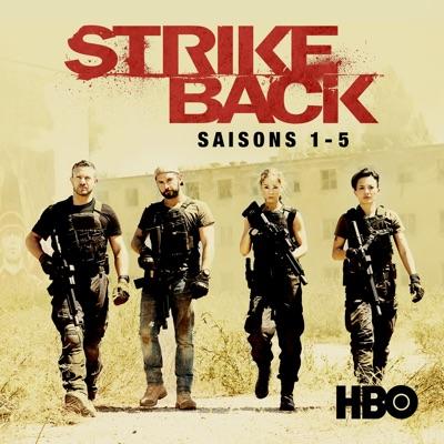 Strike Back, Saisons 1-5 (VOST) à télécharger