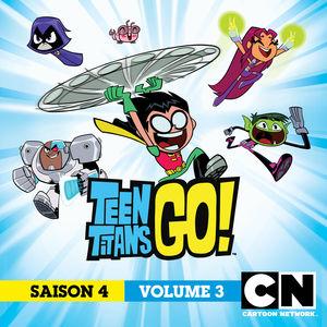 Teen Titans Go! Saison 4, Vol. 3 à télécharger