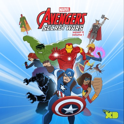 T l charger marvel avengers secret wars saison 4 vol - Telecharger avengers ...