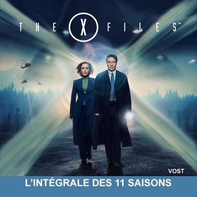 The X-Files, l'intégrale des saisons 1-11 (VOST) torrent magnet