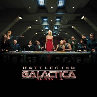 Battlestar Galactica, Saison 1 - 4 torrent magnet