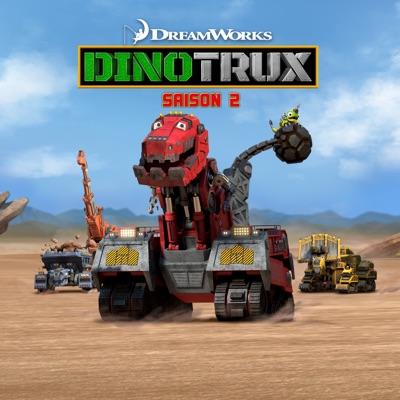 Dinotrux, Saison 2 à télécharger