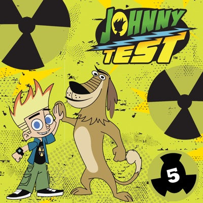 Télécharger Johnny Test, Saison 5