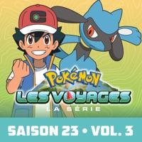 La série : Pokémon, Les Voyages S23 Vol 3 à télécharger