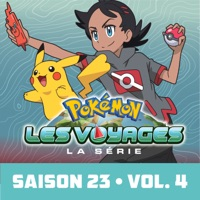La Série: Pokémon, Les Voyages S23, Vol 4 à télécharger