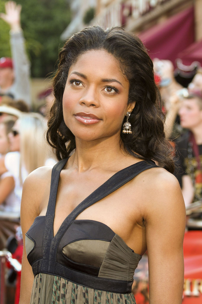 Naomie Harris - Gallery Photo Colection