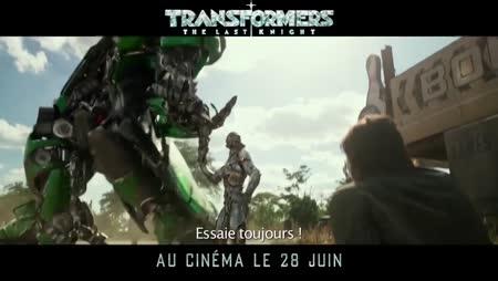 Voir Transformers: The Last Knight en streaming