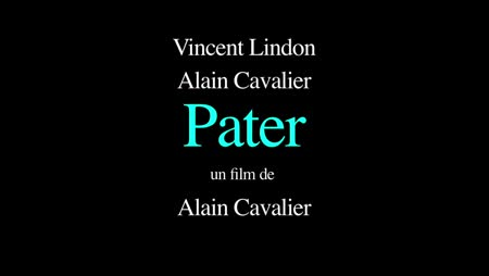 Pater streaming