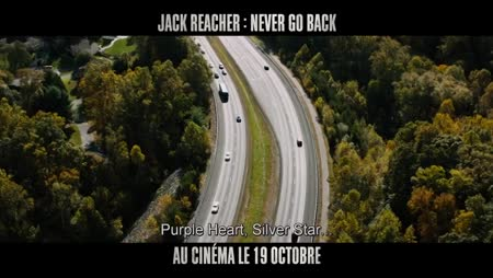 Jack Reacher: Never Go Back streaming